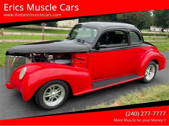 1939 Chevrolet Deluxe (CC-1523323) for sale in Clarksburg, Maryland
