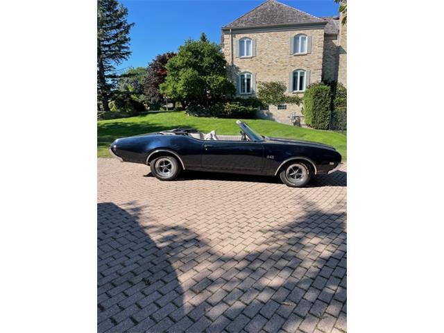 1969 Oldsmobile 442 (CC-1520333) for sale in London, Ontario