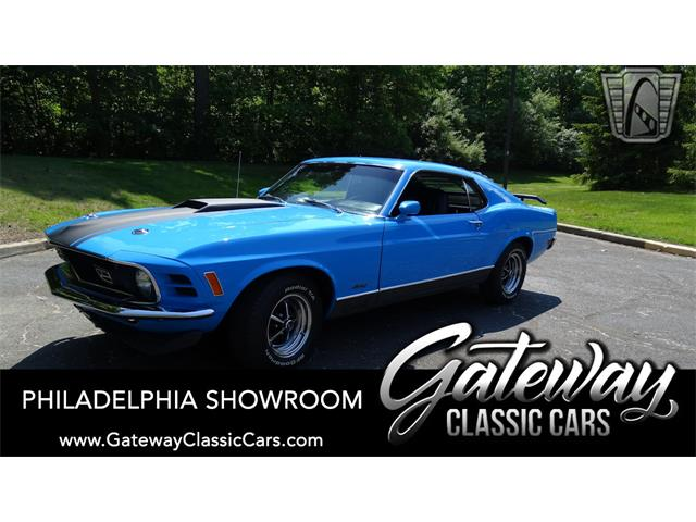 1970 Ford Mustang (CC-1523343) for sale in O'Fallon, Illinois