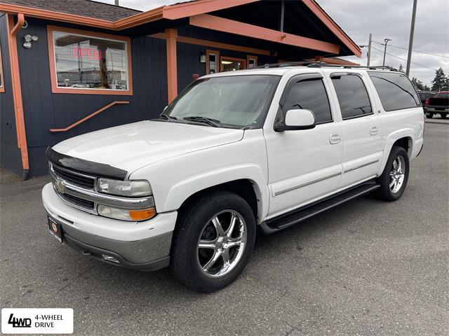 2001 Chevrolet Suburban (CC-1523351) for sale in Tacoma, Washington