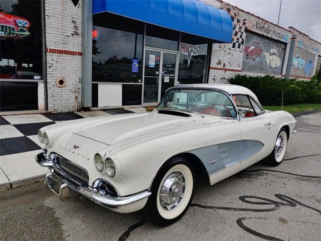 1961 Chevrolet Corvette (CC-1523356) for sale in N. Kansas City, Missouri