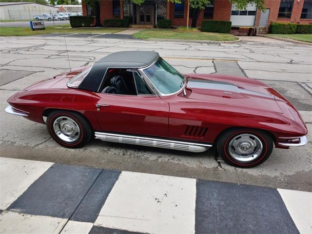 1967 Chevrolet Corvette (CC-1523357) for sale in N. Kansas City, Missouri