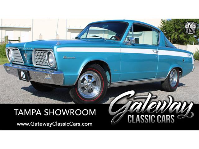 1966 Plymouth Barracuda (CC-1523385) for sale in O'Fallon, Illinois