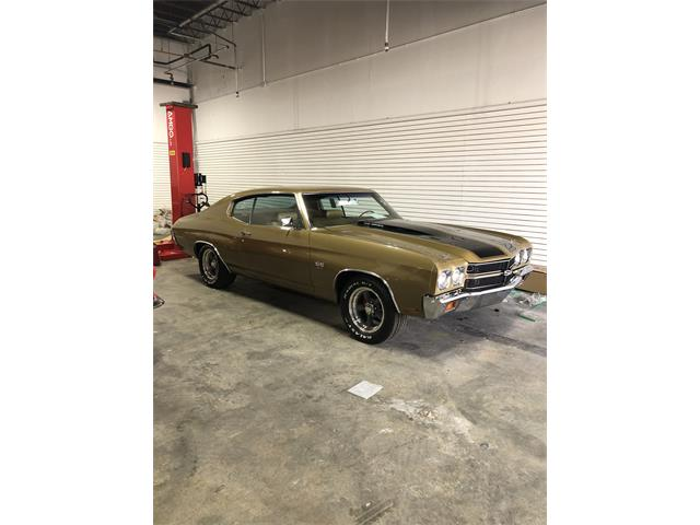 1970 Chevrolet Chevelle SS (CC-1523387) for sale in Kokomo, Indiana