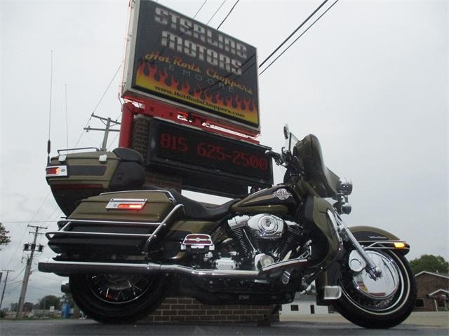 2007 Harley-Davidson Ultra Classic (CC-1523390) for sale in Sterling, Illinois