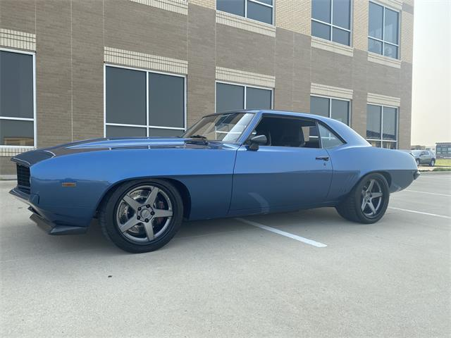 1969 Chevrolet Camaro (CC-1523393) for sale in Lewisville, Texas