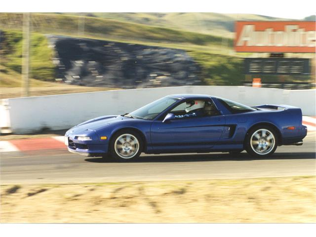 2000 Acura NSX-T (CC-1523396) for sale in Seattle, Washington