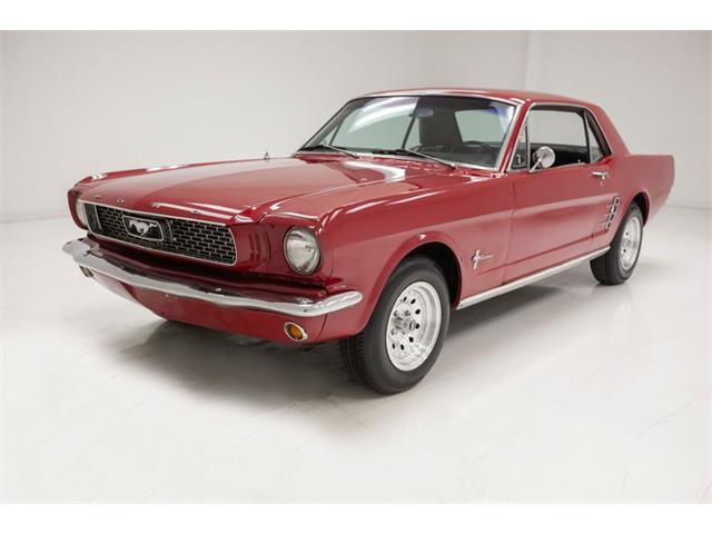 1966 Ford Mustang (CC-1520034) for sale in Morgantown, Pennsylvania