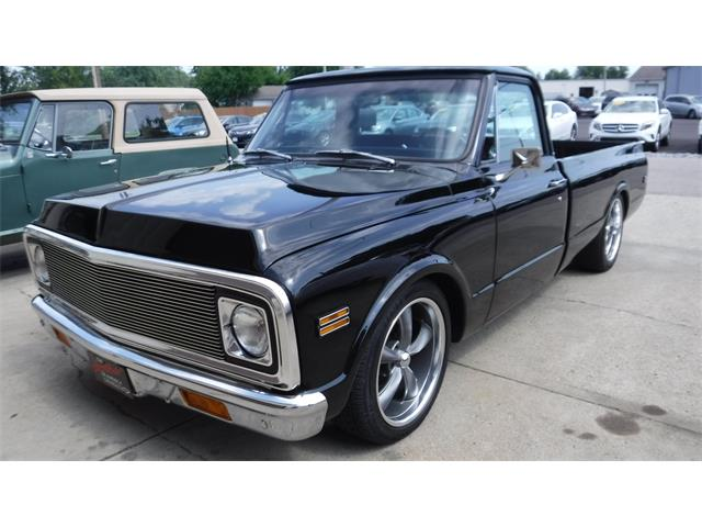 1971 Chevrolet C10 (CC-1523400) for sale in MILFORD, Ohio