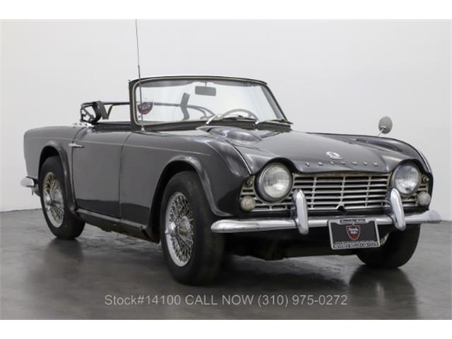 1965 Triumph TR4 (CC-1523432) for sale in Beverly Hills, California