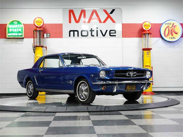 1965 Ford Mustang (CC-1523439) for sale in Pittsburgh, Pennsylvania