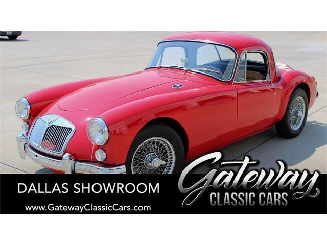 1958 MG MGA (CC-1523447) for sale in O'Fallon, Illinois