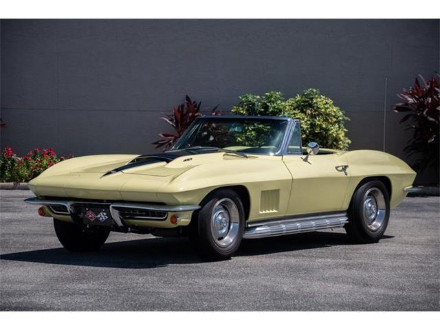 1967 Chevrolet Corvette (CC-1523453) for sale in Venice, Florida