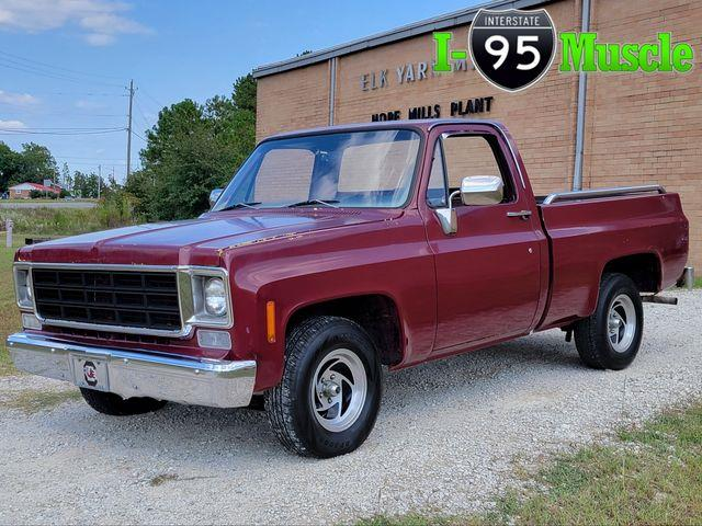 1977 Chevrolet C10 (CC-1523475) for sale in Hope Mills, North Carolina