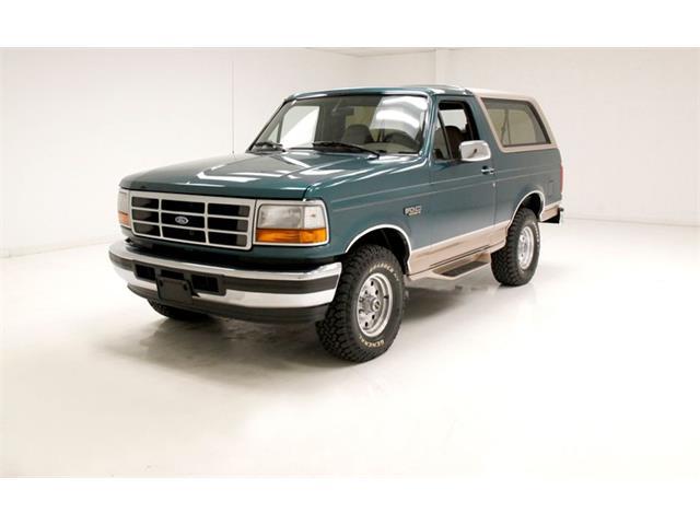 1996 Ford Bronco (CC-1520035) for sale in Morgantown, Pennsylvania
