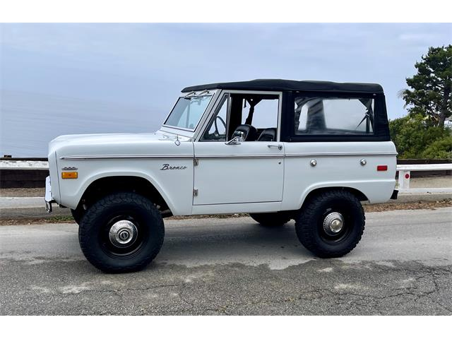 1975 Ford Bronco (CC-1520350) for sale in Pacific Palisades, California