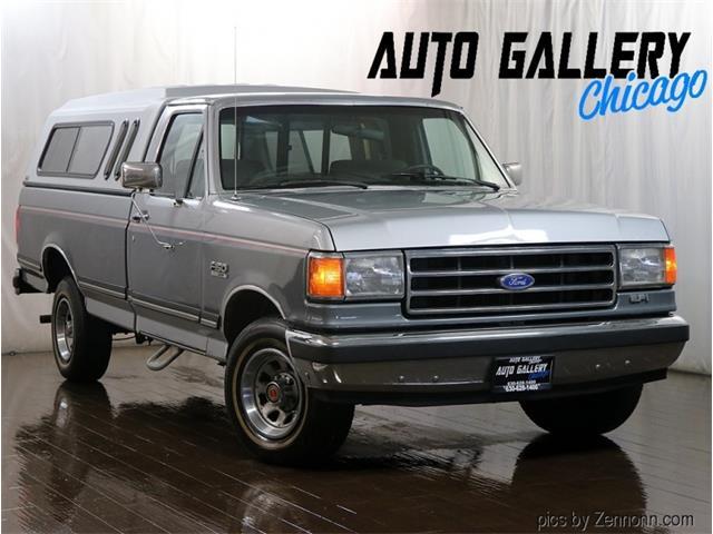 1990 Ford F150 (CC-1523501) for sale in Addison, Illinois