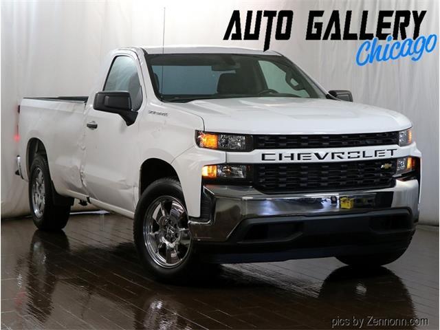 2020 Chevrolet Silverado (CC-1523505) for sale in Addison, Illinois