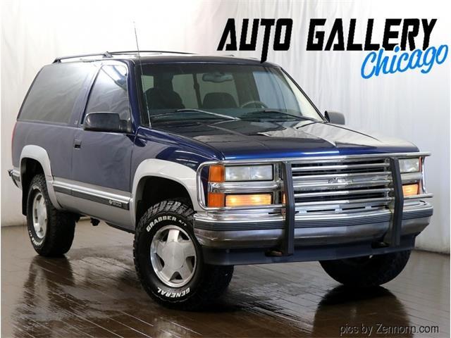 1997 Chevrolet Tahoe (CC-1523508) for sale in Addison, Illinois