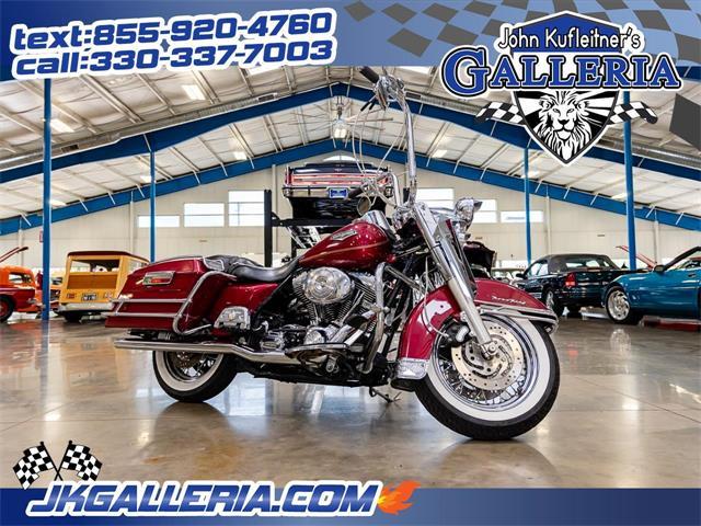 2004 Harley-Davidson Road King (CC-1523514) for sale in Salem, Ohio