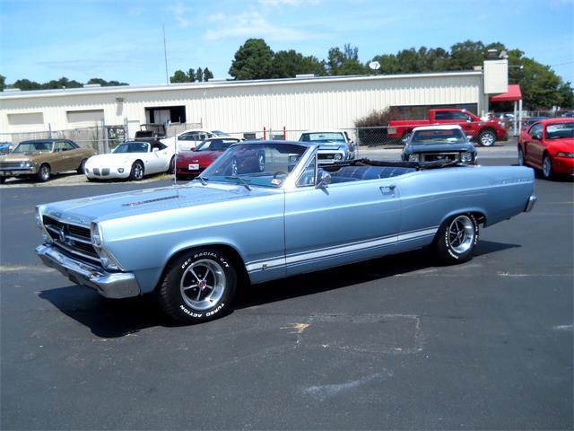 1966 Ford Fairlane 500 (CC-1523520) for sale in Greenville, North Carolina