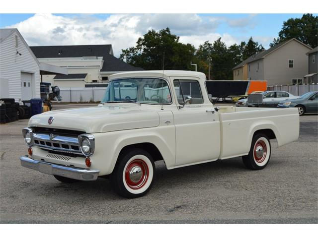 1957 Ford F100 (CC-1523522) for sale in Springfield, Massachusetts