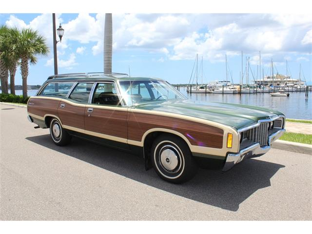 1971 Ford Country Squire (CC-1523525) for sale in Palmetto, Florida