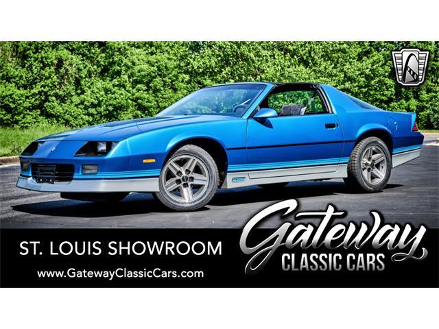1985 Chevrolet Camaro (CC-1523558) for sale in O'Fallon, Illinois