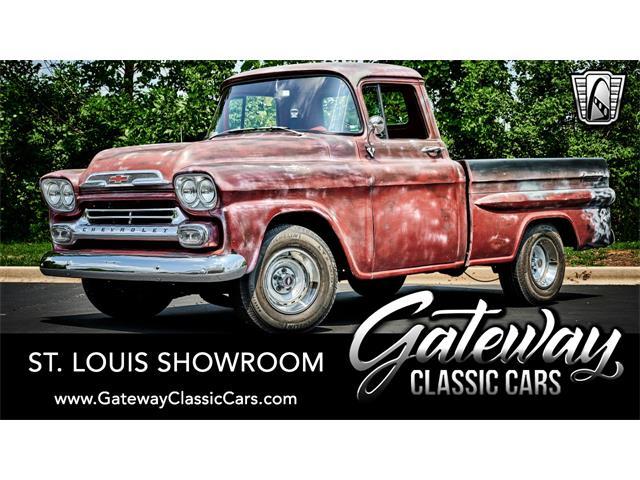 1959 Chevrolet Apache (CC-1523561) for sale in O'Fallon, Illinois