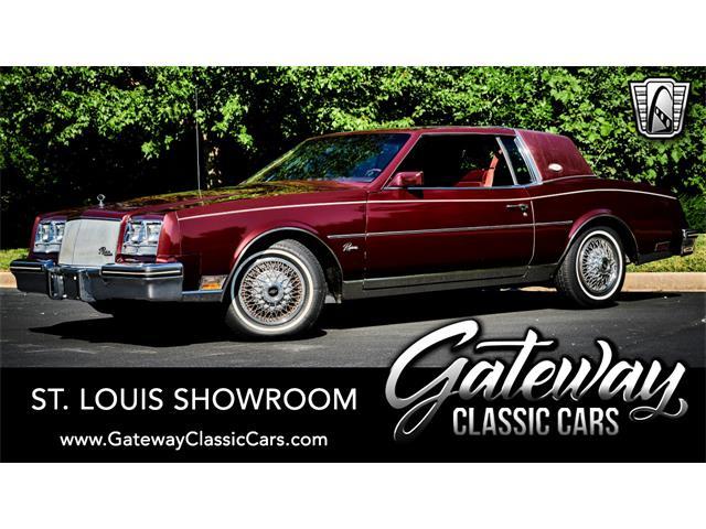 1984 Buick Riviera (CC-1523563) for sale in O'Fallon, Illinois