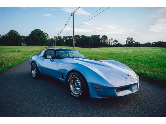 1982 Chevrolet Corvette (CC-1523571) for sale in Wallingford, Connecticut
