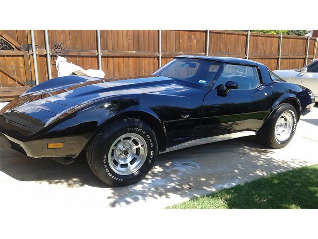 1979 Chevrolet Corvette (CC-1523573) for sale in Carrollton, Texas