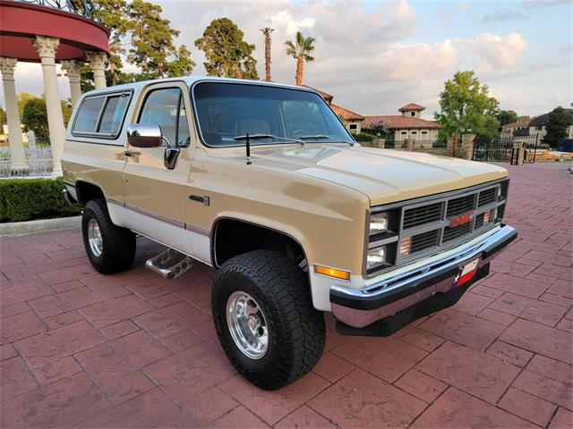 1983 GMC Jimmy (CC-1523581) for sale in Conroe, Texas