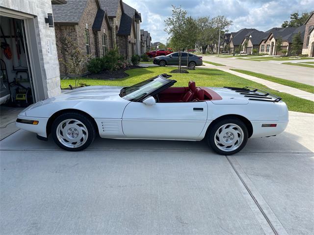 1992 Chevrolet Corvette (CC-1523584) for sale in Friendswood, Texas