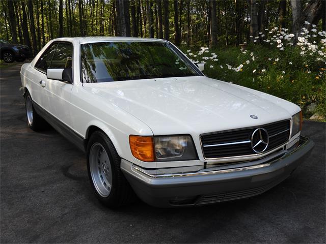 1985 Mercedes-Benz 500SEC (CC-1523589) for sale in Bellaire, Michigan