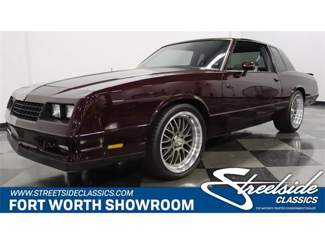 1985 Chevrolet Monte Carlo (CC-1523607) for sale in Ft Worth, Texas