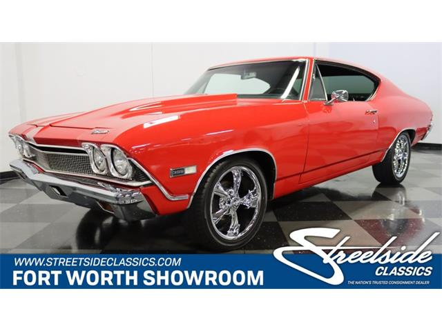 1968 Chevrolet Chevelle (CC-1523608) for sale in Ft Worth, Texas