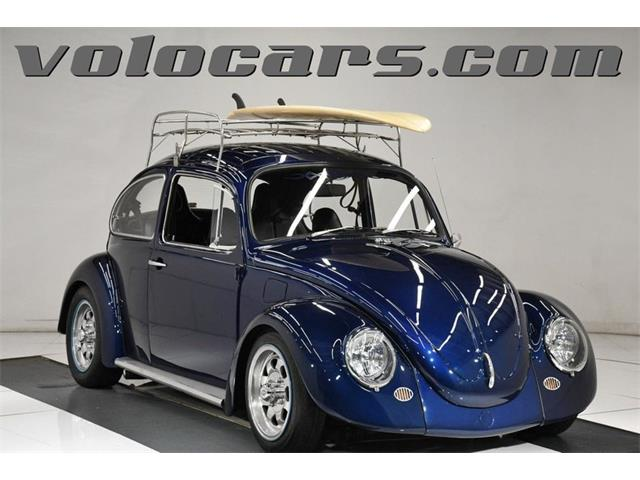 1969 Volkswagen Beetle (CC-1523619) for sale in Volo, Illinois