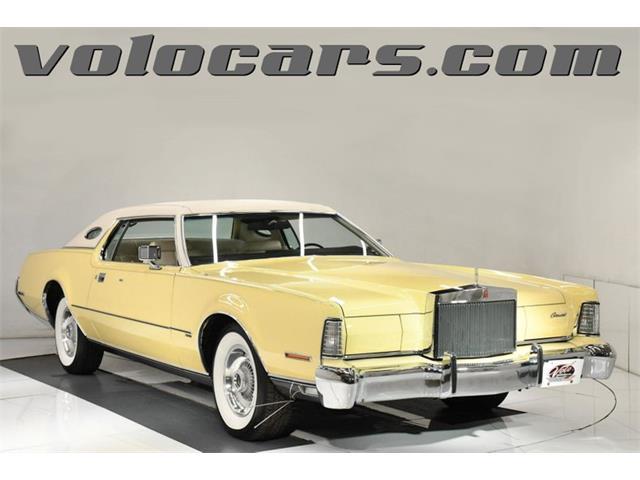 1973 Lincoln Continental Mark IV (CC-1523621) for sale in Volo, Illinois