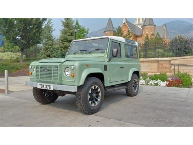 1991 Land Rover Defender (CC-1523625) for sale in Cadillac, Michigan