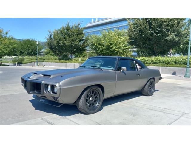 1969 Pontiac Firebird (CC-1523627) for sale in Cadillac, Michigan
