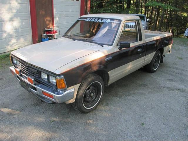 1986 Nissan Pickup (CC-1523631) for sale in Cadillac, Michigan