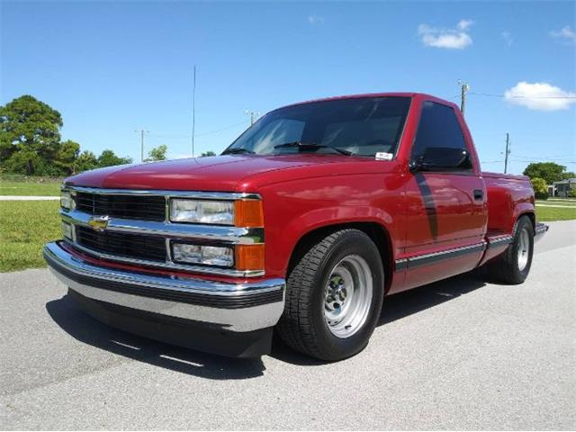 1990 Chevrolet Silverado (CC-1523636) for sale in Cadillac, Michigan