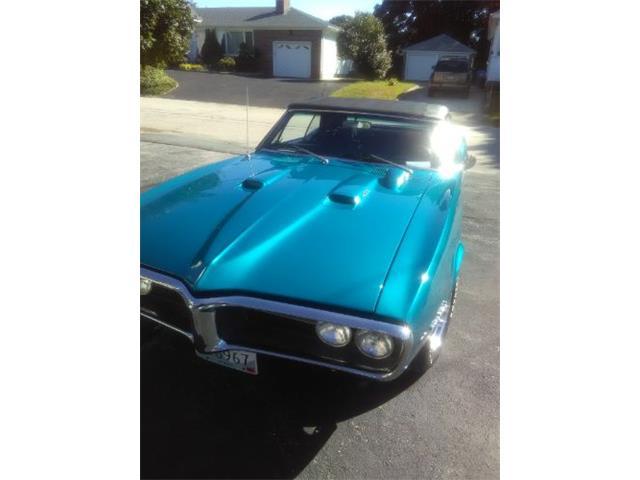1967 Pontiac Firebird (CC-1523640) for sale in Cadillac, Michigan