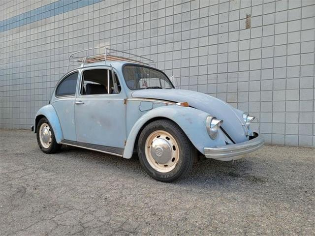 1968 Volkswagen Beetle (CC-1523643) for sale in Cadillac, Michigan