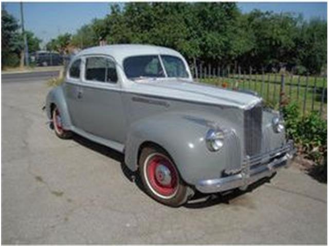 1941 Packard Business Coupe (CC-1523651) for sale in Cadillac, Michigan