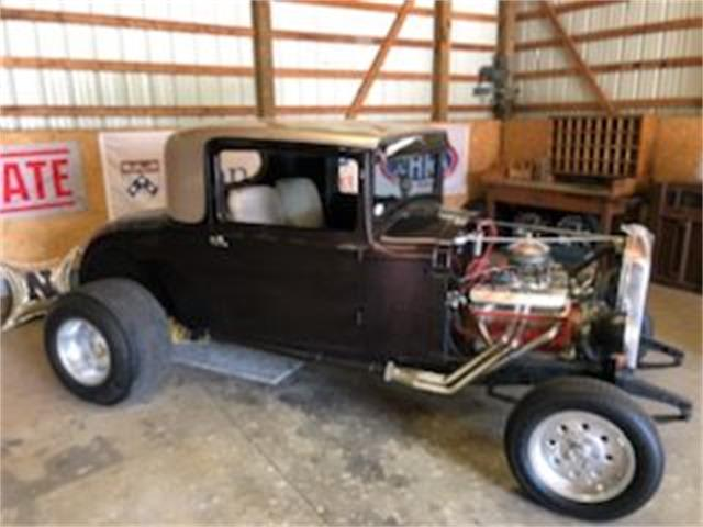1932 Plymouth Coupe (CC-1523654) for sale in Cadillac, Michigan