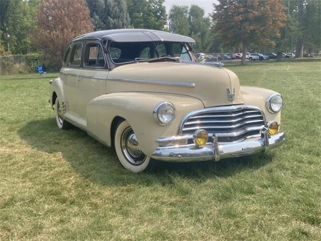 1946 Chevrolet Fleetline (CC-1523671) for sale in Cadillac, Michigan