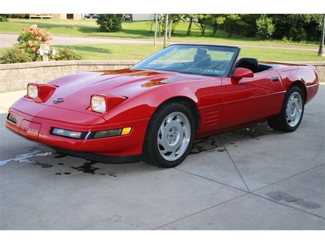 1991 Chevrolet Corvette (CC-1523679) for sale in Hilton, New York