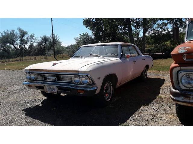 1966 Chevrolet Chevelle (CC-1523683) for sale in Cadillac, Michigan